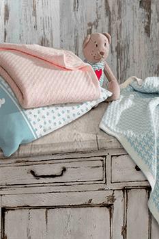 Baby Dream Bebek Battaniyesi Mavi